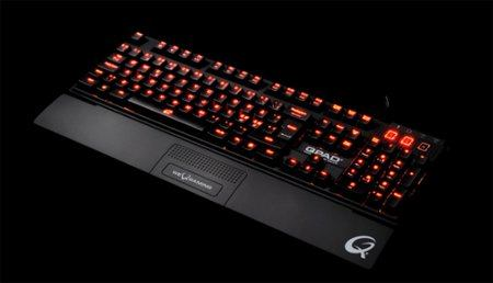 QPAD MK-85, un nuevo teclado para gamers