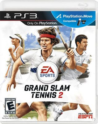 Gran Slam Tennis 2, trailer de la demo