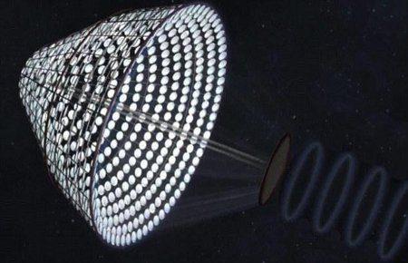 SPS-ALPHA, el nuevo panel solar de la NASA