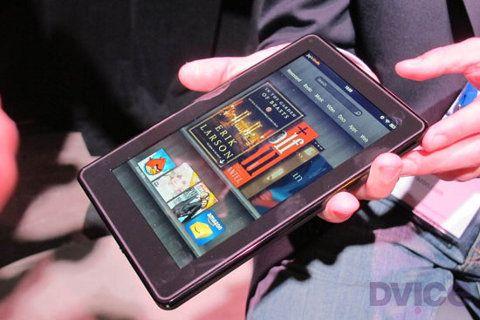 Amazon lanzaría 6 tablets Kindle Fire