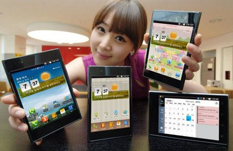 LG Optimus Vu 2 será presentado muy pronto
