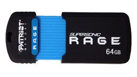 Patriot Supersonic Rage XT, una genial memoria USB 3.0