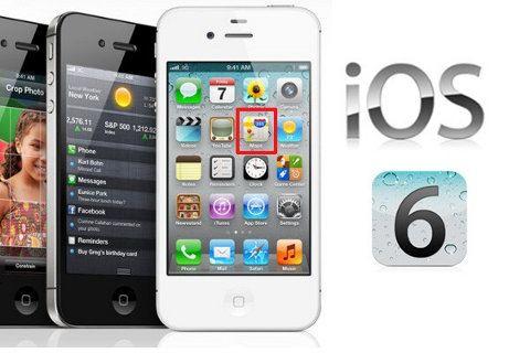 Problemas entre las betas de iOS 6 y el número de apps