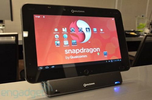 Qualcomm lanza un costoso tablet para desarrolladores