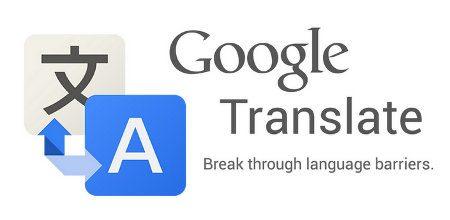 Google Translate ahora también hace uso de tu cámara