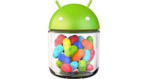 Línea Galaxy de Samsung pronto recibirá Android 4.1 Jelly Bean