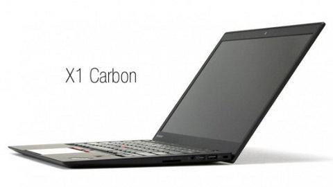 Lenovo ThinkPad X1 Carbon con todos los detalles