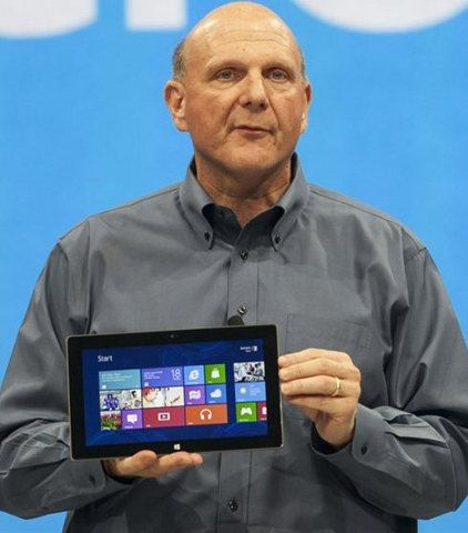 Microsoft fabricará 3 millones de unidades del Surface