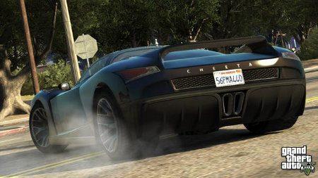 Nuevas e impresionantes capturas de pantalla de GTA V3
