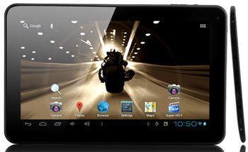 Pyro, otro tablet Android 4.0 de gama media