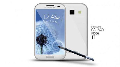Samsung Galaxy Note 2 será presentado el 29 de agosto en Berlín