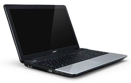 Un vistazo a la Acer Aspire E1