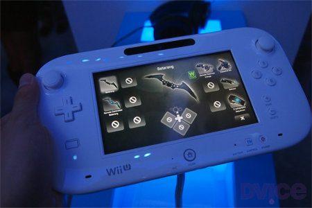 Wii U sería lanzada en noviembre
