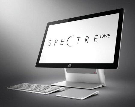 HP SpectreOne nueva todo en uno ultra-delgada y con NFC