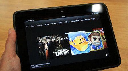 Kindle Fire HD de 7 pulgadas ya está a la venta