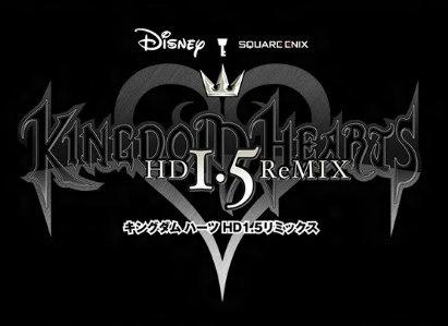 Kingdom Hearts 1.5 HD ReMIX anunciado para PS3
