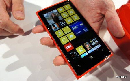 Nokia Lumia 920 sería lanzado en noviembre