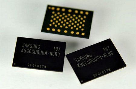 Pronto los smartphones tendrán 128GB de memoria