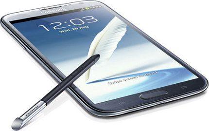 Samsung planea lanzar el Note II en octubre y cree que llegará a vender 20 millones de unidades
