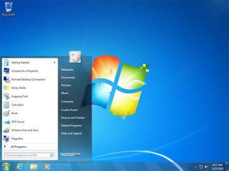 Windows 7 se convierte en el sistema operativo más popular del mundo