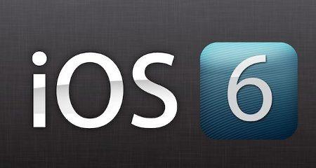 iOS 6 ya está disponible