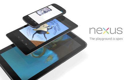 Google presenta el Nexus 4, Nexus 10 y Android 4.2