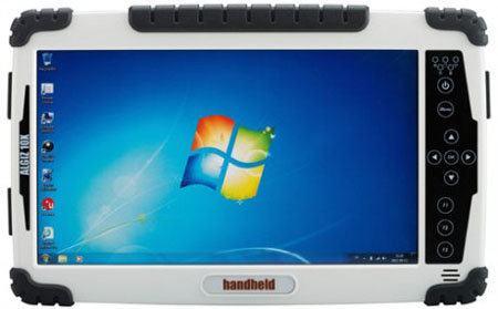 Handheld Group Algiz 10x, nuevo tablet de 10 pulgadas y de alta resistencia