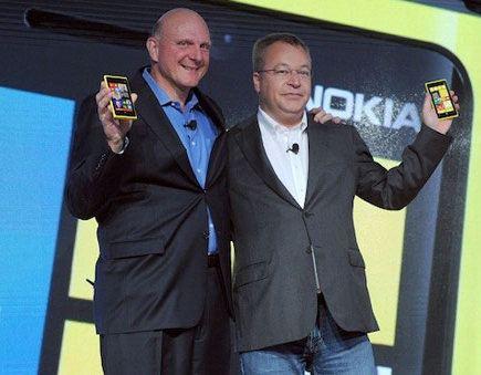 Microsoft está trabajando en su propio smartphone Windows Phone