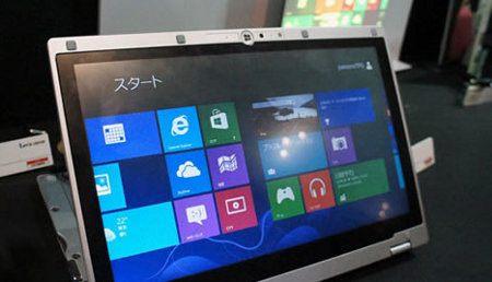 Panasonic AX, nueva serie de equipos híbridos con Windows 8