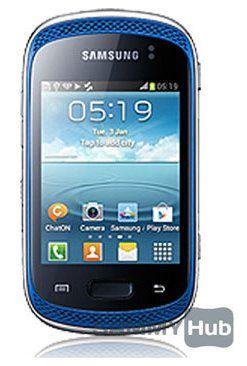 Samsung Galaxy Music se deja ver en algunos comerciales
