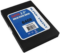 Super Talent VSSD Bolt, nuevos y estupendos discos SSD