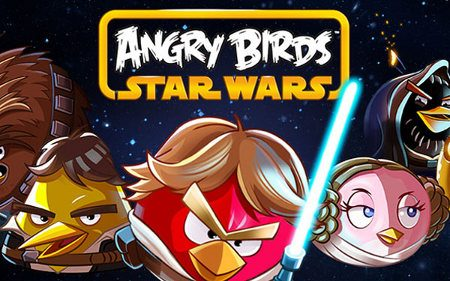 Angry Birds Star Wars ya está disponible