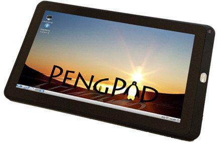PengPod, un nuevo tablet de 7 y 10 pulgadas con Linux y Android