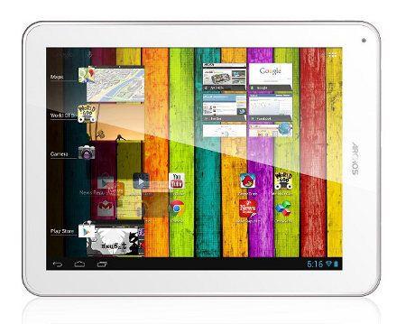 Archos 97 Titanium HD, un poderoso tablet Android