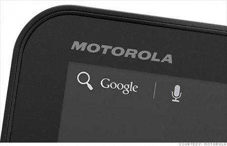 Google y Motorola trabajan en un smartphone para competir con el iPhone