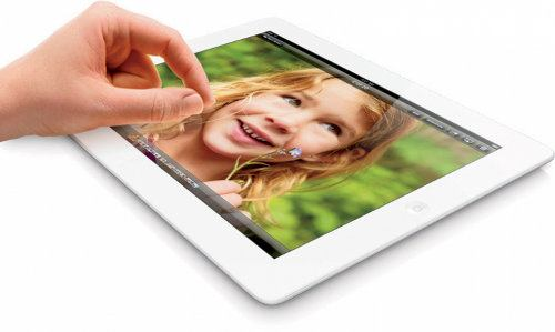 Apple anuncia el iPad de 128GB
