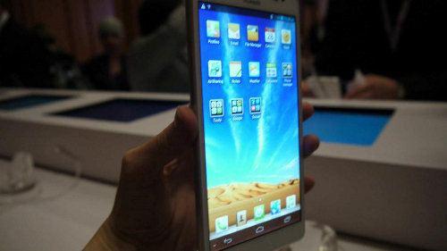 Huawei presenta su smartphone de 6,1 pulgadas y otro modelo de 5 pulgadas