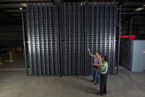 Ahora Texas tiene la batería más grande del mundo