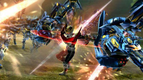 Nuevo adelanto de Kamen Rider Battride War