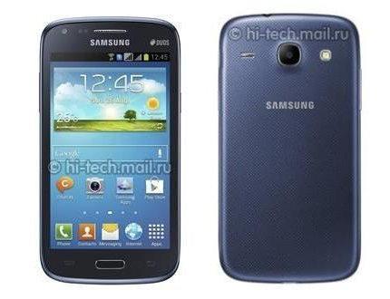 Samsung Galaxy Core se filtra antes de su anuncio oficial