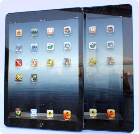 El iPad 5 estará llegando al mercado en el mes de septiembre