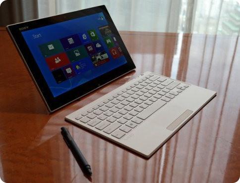 Nuevo Sony Vaio Tap 11 listo para competir con el Surface Pro