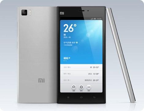 Xiaomi Mi3, el primer smartphone Android con procesador Tegra 4