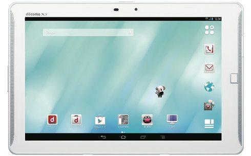 Fujitsu presenta su nuevo tablet de 10 pulgadas, el Arrows Tabs F-02F
