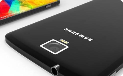 Samsung usaría una cámara propia en el Galaxy S6