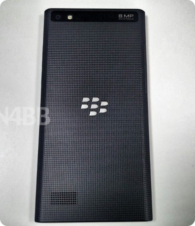 Se filtran fotos del BlackBerry Leap