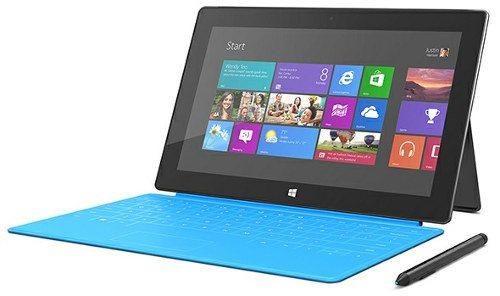 La próxima tablet Surface será fanless y no usará Windows RT