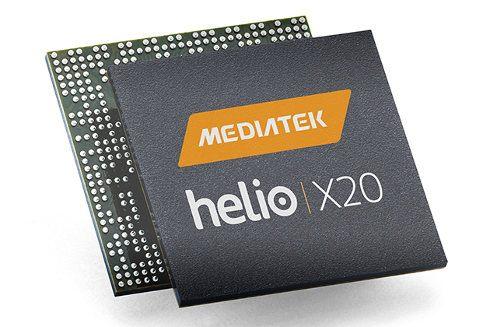 Helio X20 el nuevo chip de 10 núcleos de MediaTek