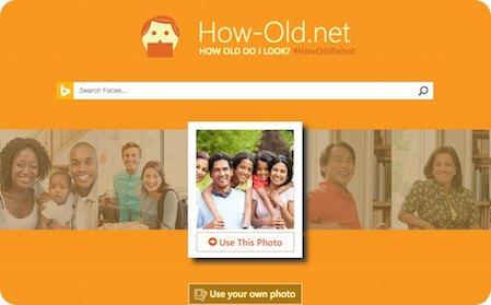 Microsoft estrena un sitio web que adivina tu edad