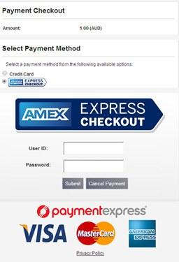 American Express lanza un nuevo competidor para PayPal